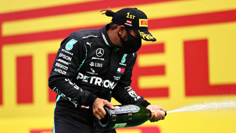 Formula 1: Хамилтон пред легендарниот Сена