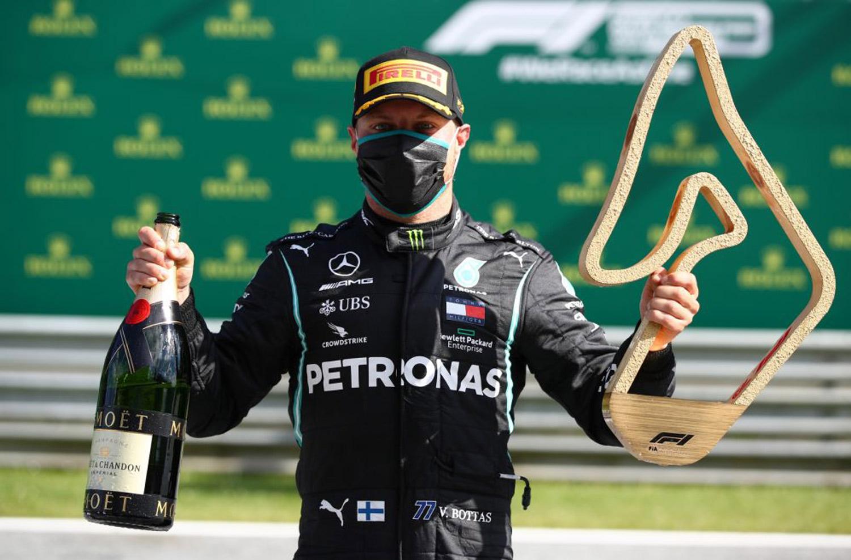 Formula 1:  Конечно старт на новата сезона и прва победа на Валтери Ботас / ФОТО+ВИДЕО