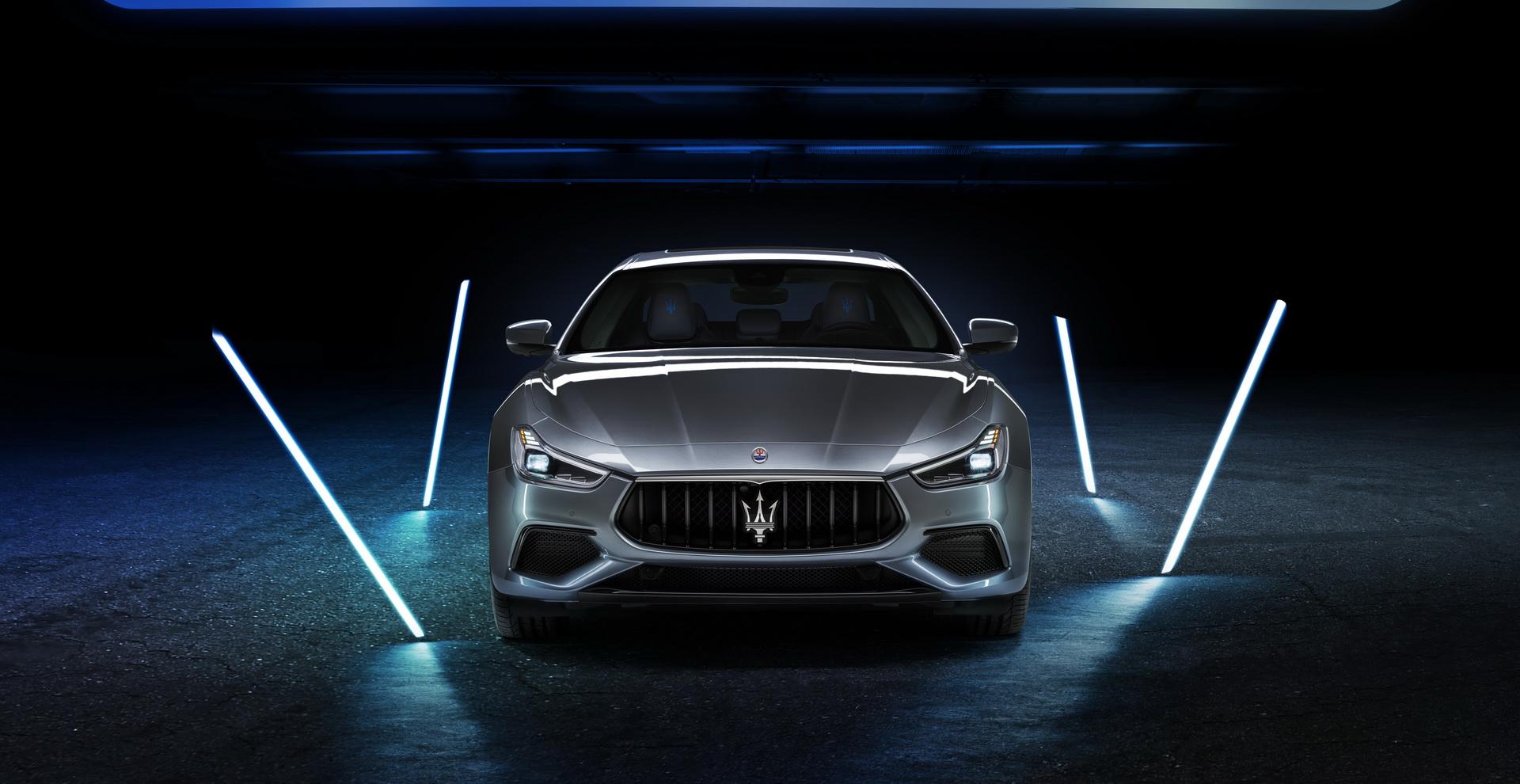 Maserati го претстави својот прв хибриден модел – Ghibli Hybrid / ФОТО+ВИДЕО