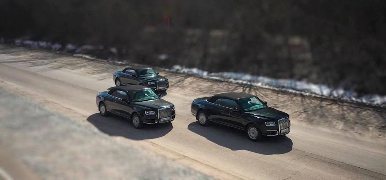 Како изгледа краш тест на лимузината на Путин / ВИДЕО