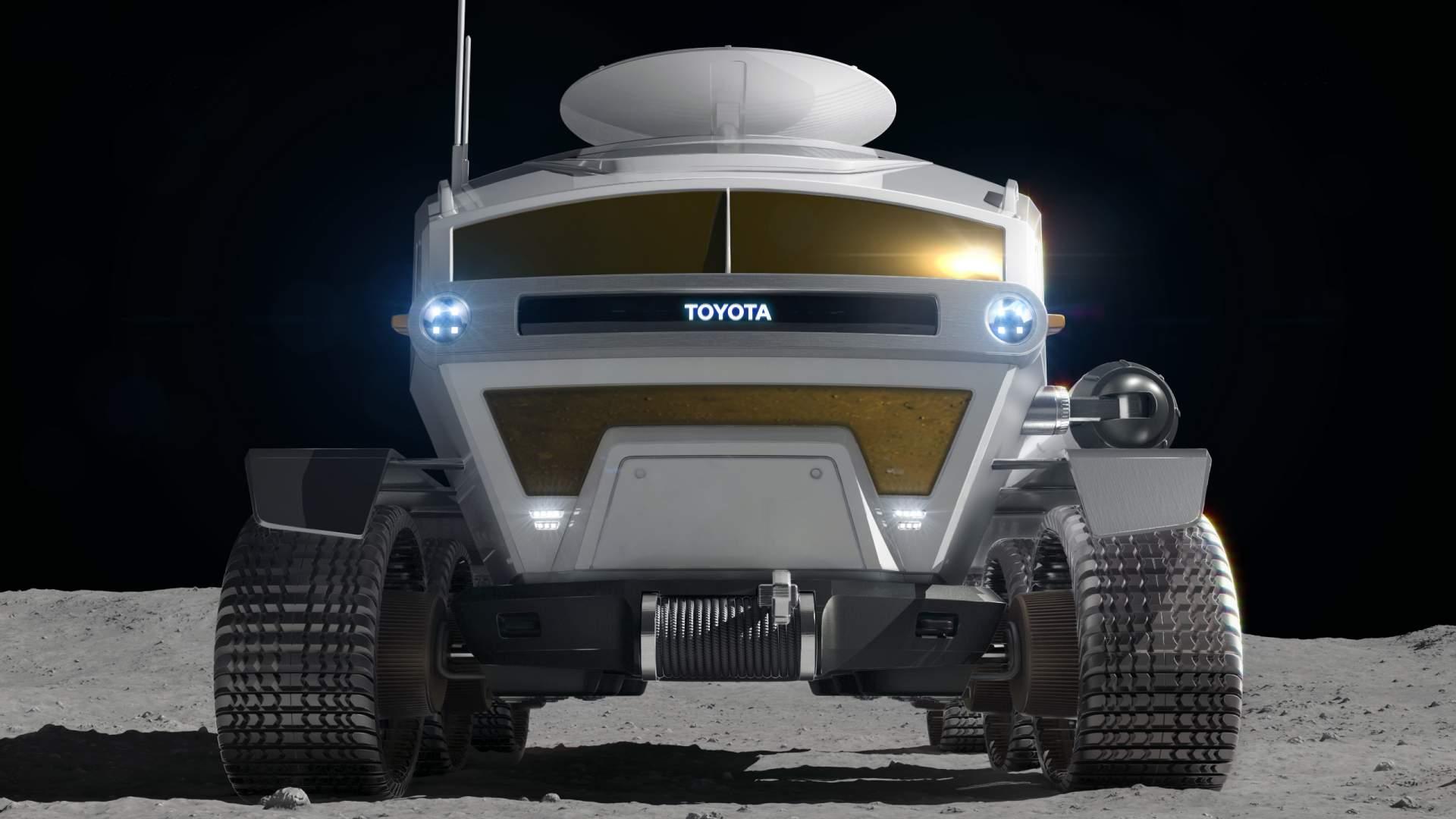 Toyota развива возило за истражување на Месечината