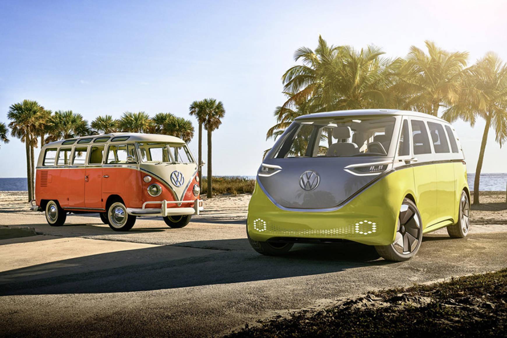 Volkswagen навести враќање на класичните модели, но со електричен погон