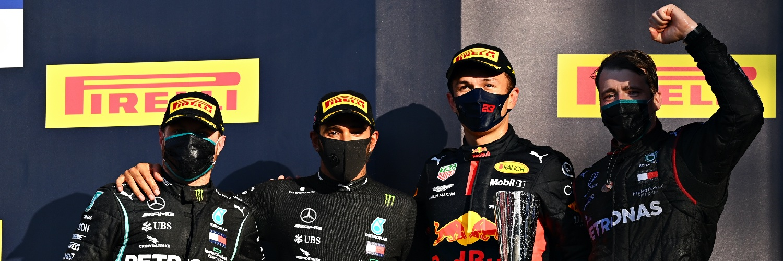 """Formula 1: Хамилтон најдобар во """"хаосот"""" на Муџело / ФОТО+ВИДЕО"""