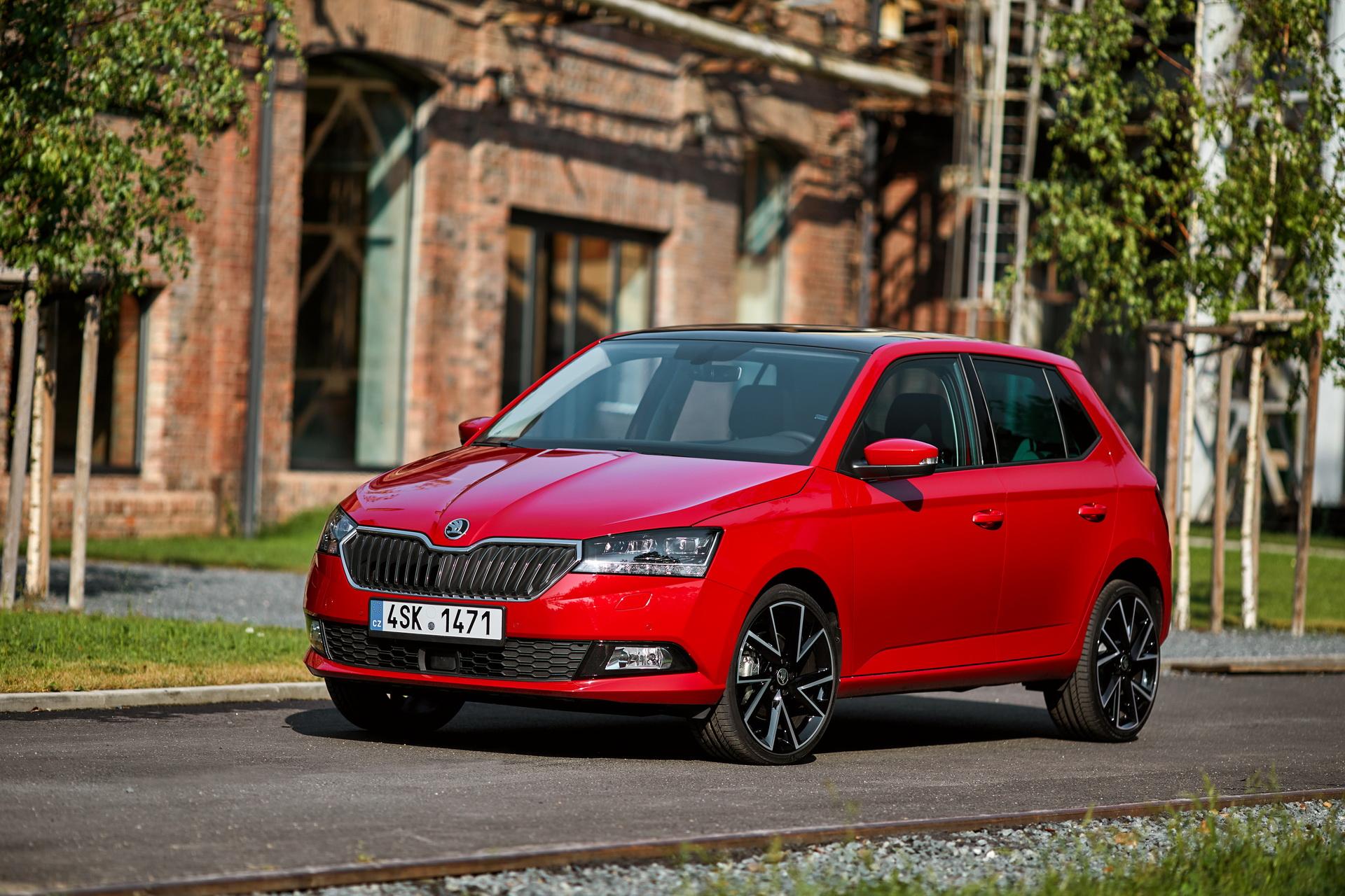 Официјално потврдено: новата Škoda Fabia доаѓа следната година
