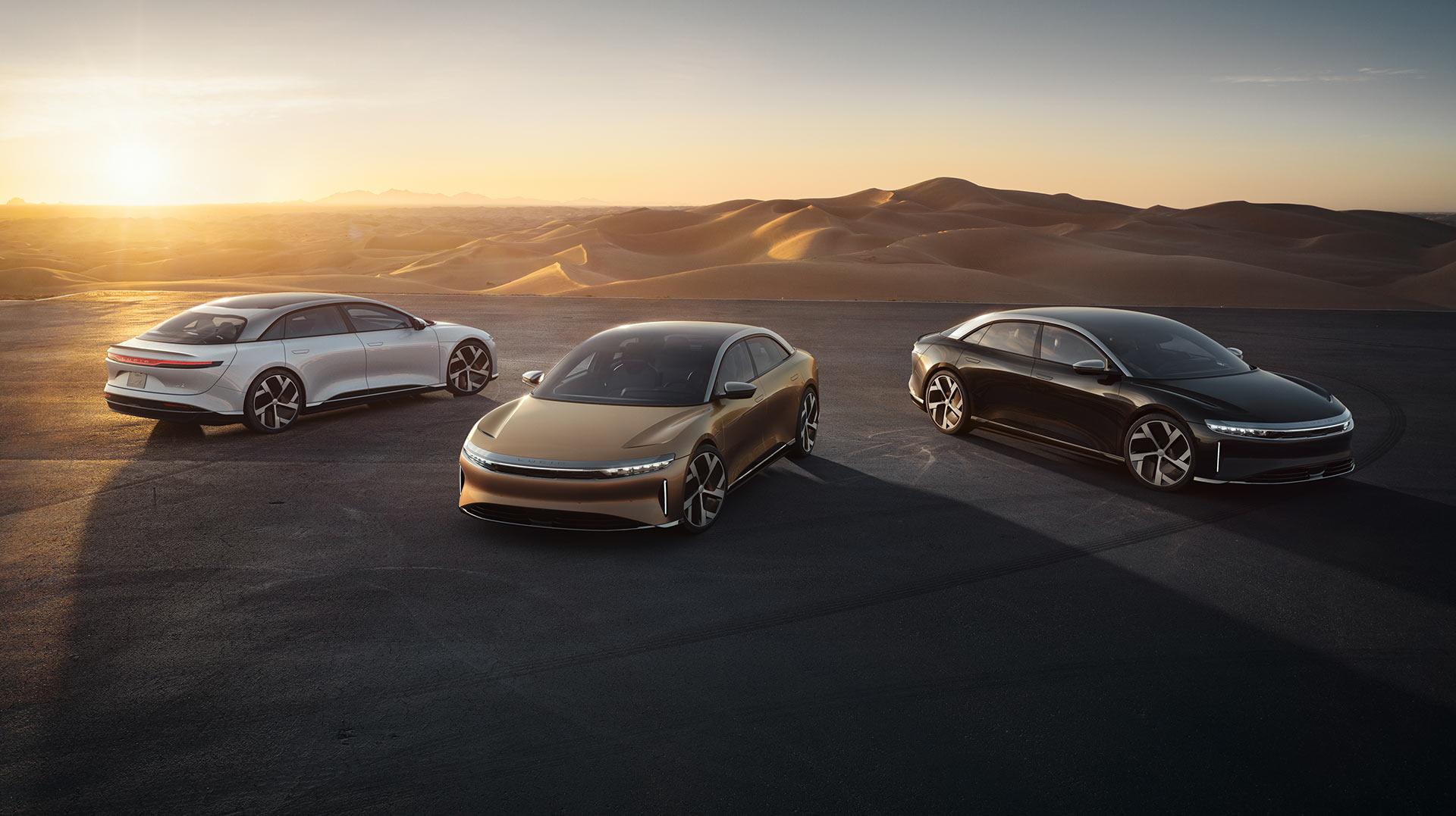 Tesla добива сериозна конкуренција: Lucid Air EV / ФОТО+ВИДЕО