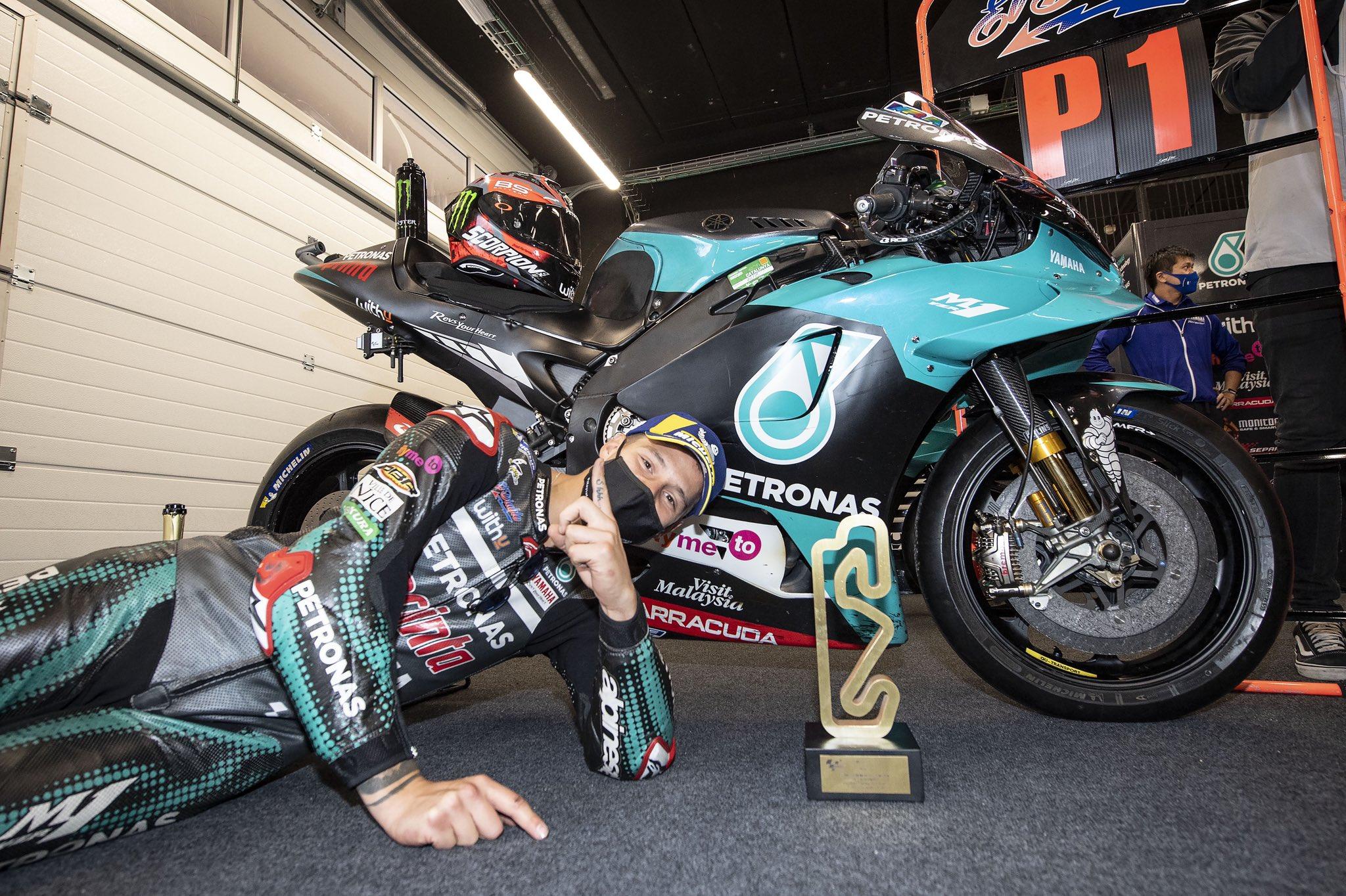 MotoGP: По ГН на Каталонија, Квартараро повторно лидер во шампионатот