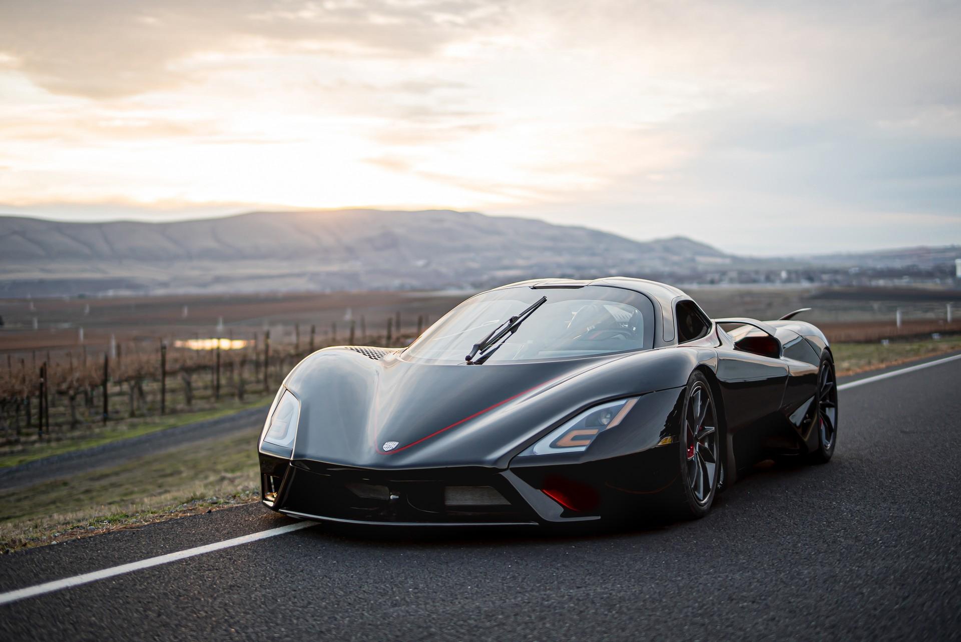 Официјално: SSC Tuatara е најбрзиот сериски автомобил во светот / ВИДЕО