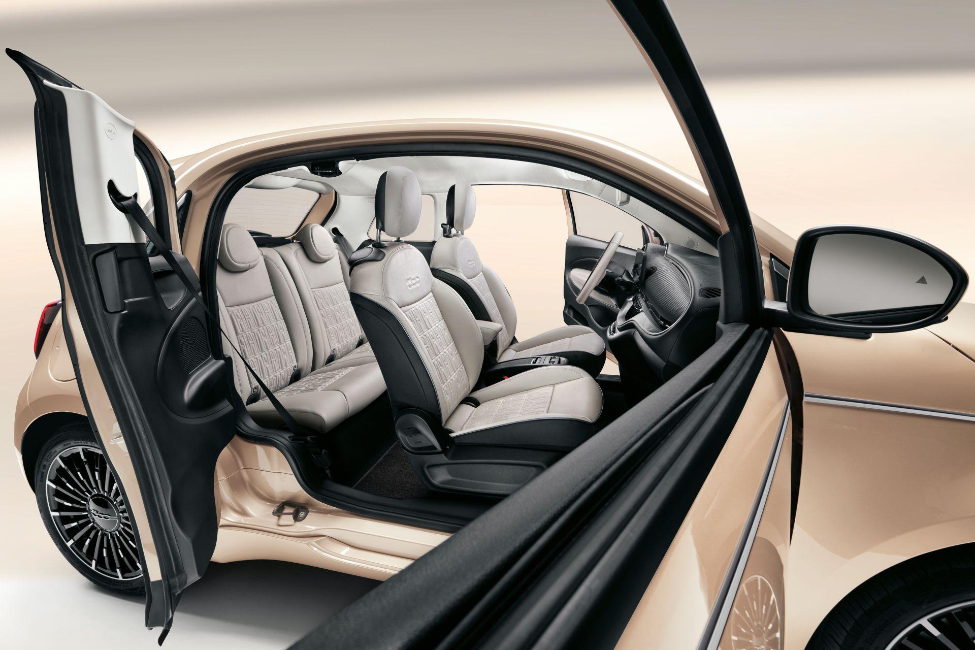Fiat ја прошири палетата на моделот 500e / ФОТО+ВИДЕО