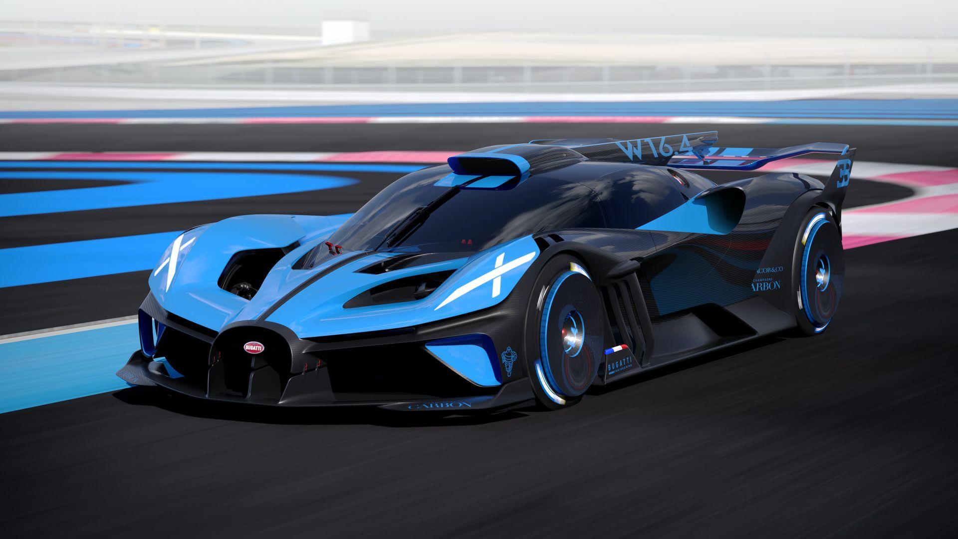 Ова е најекстремниот автомобил во историјата на Bugatti / ФОТО+ВИДЕО
