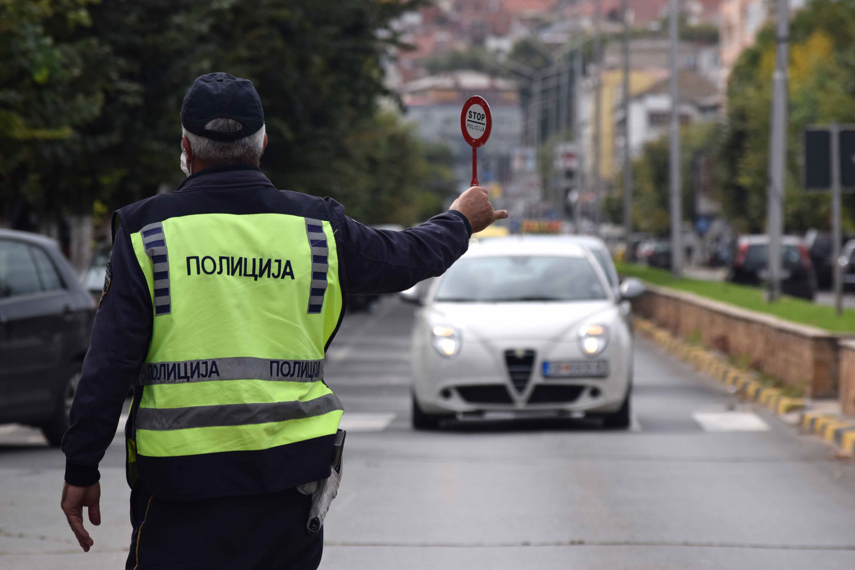 Санкционирани 272 возачи во Скопје