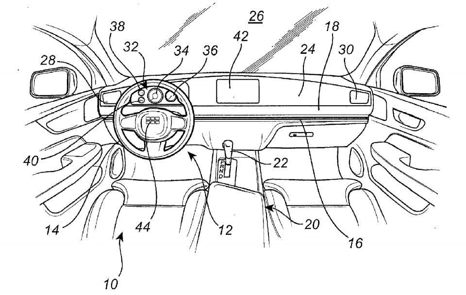 Volvo претстави волан кој се преместува од лево на десно и обратно