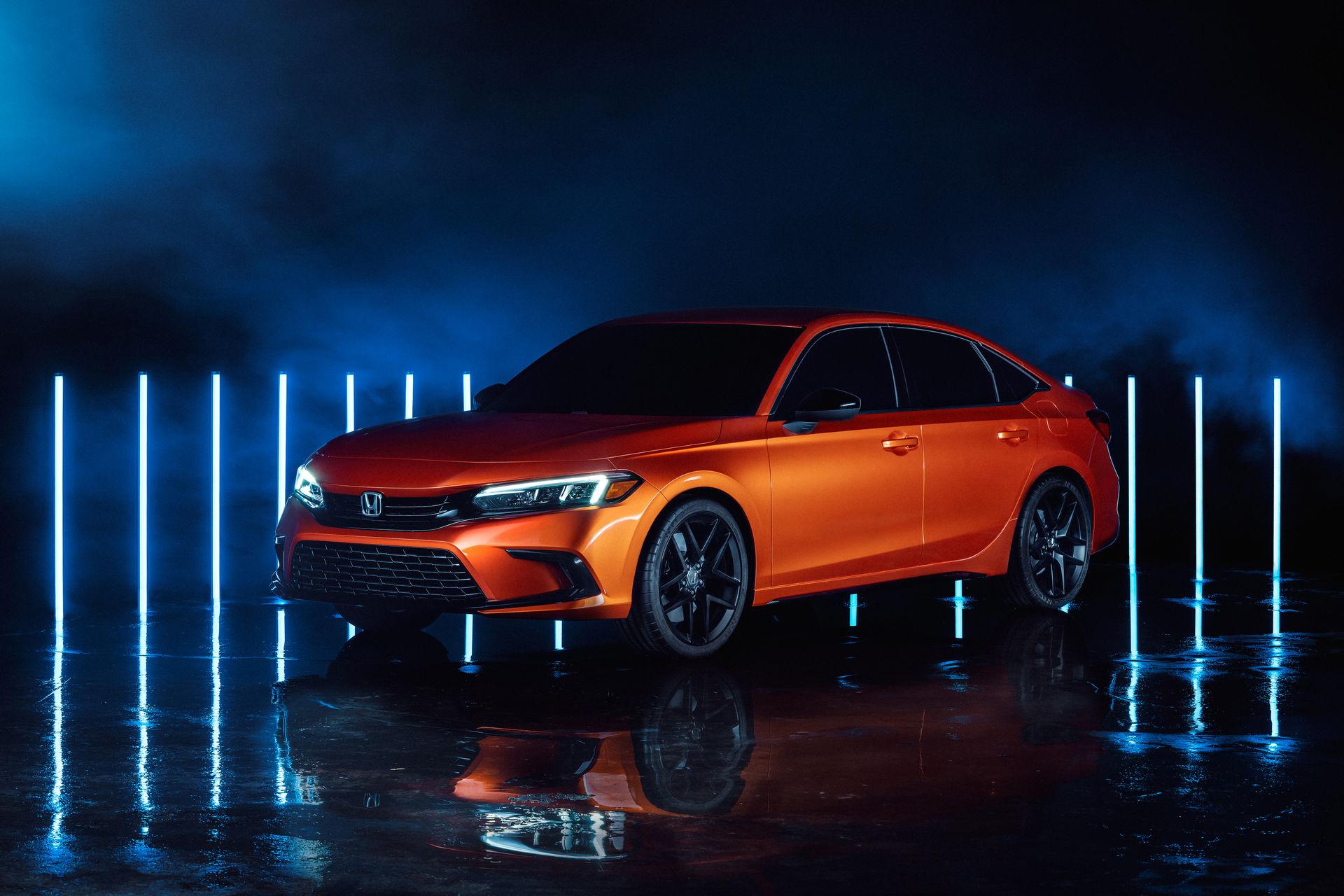 Прво појавување на новиот Honda Civic / ФОТО+ВИДЕО