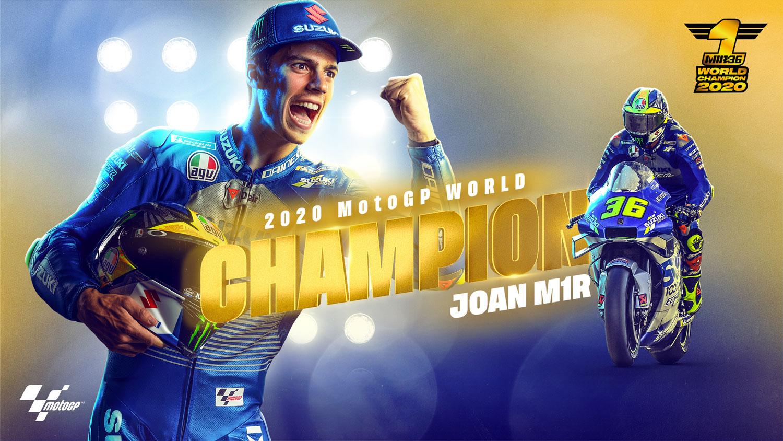 MotoGP: Жоан Мир е нов светски шампион !!! / ВИДЕО