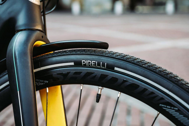 Pirelli има нова зимска гума и за велосипеди!