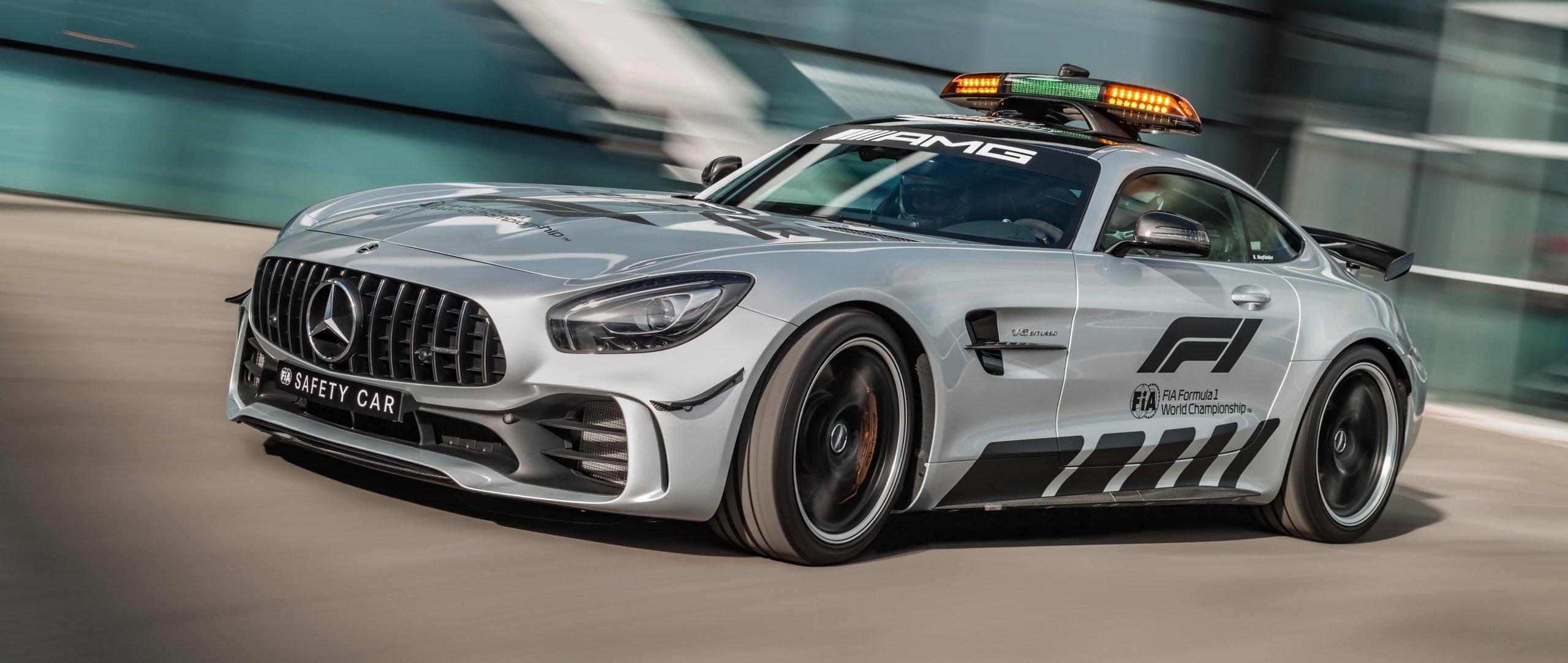 """Safety Car"" во Formula 1 ги здружува Aston Martin и Mercedes"
