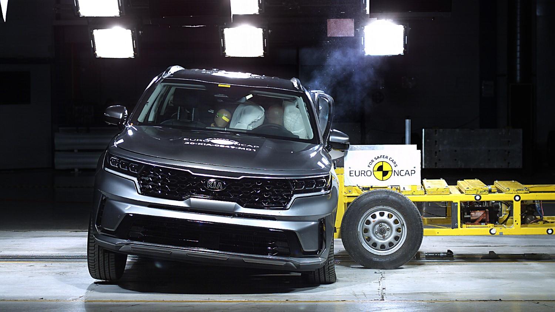 Нова серија EuroNCAP тестови за безбедност на автомобилите / ФОТО+ВИДЕО