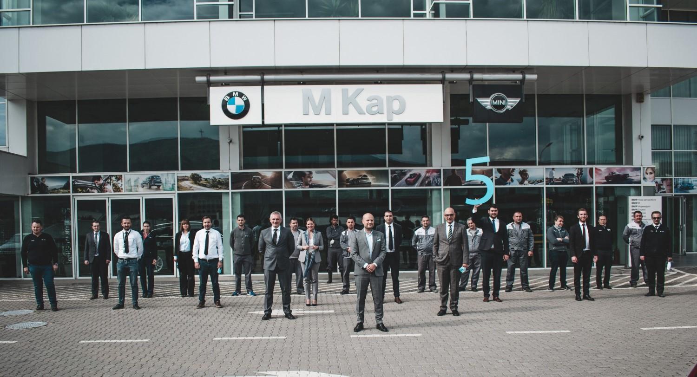 М Кар одбележа пет години дистрибуција на BMW и Mini во Македонија