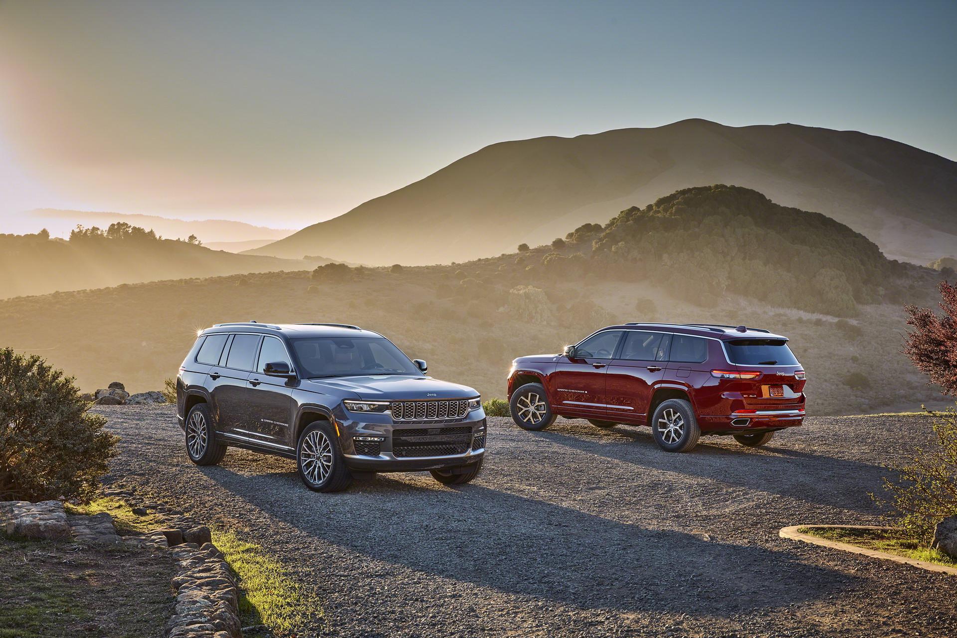2021 Jeep Grand Cherokee L: американски луксуз во форма на голем SUV! / ФОТО+ВИДЕО