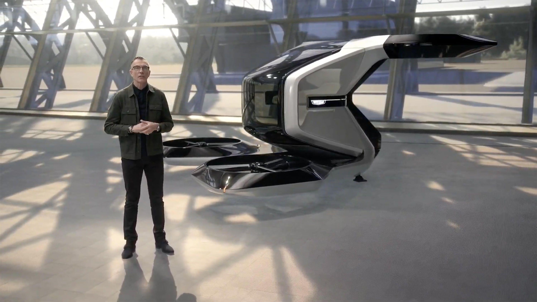 General Motors претстави летeчко такси / ВИДЕО
