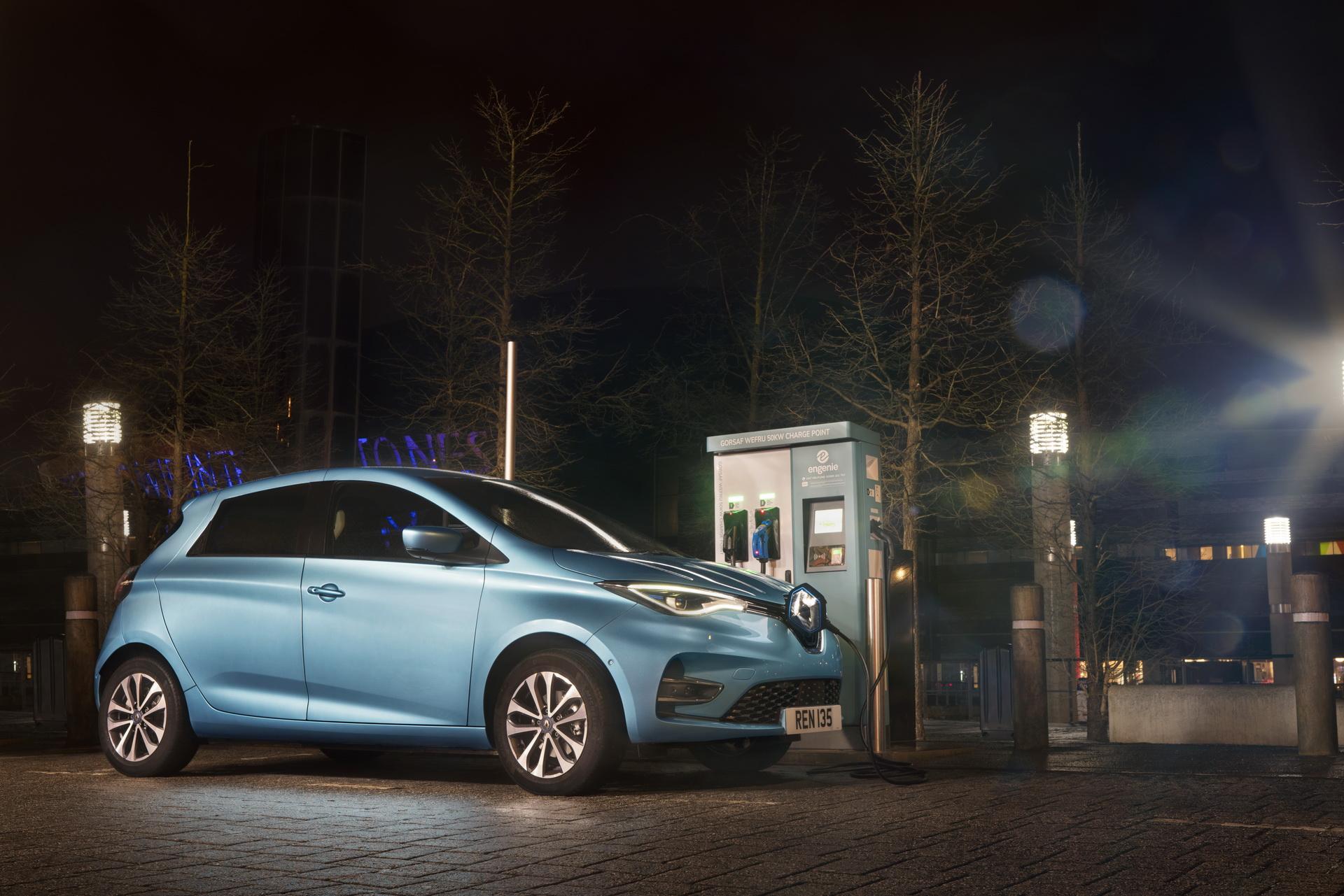 Доминација на Renault во европскиот EV сегмент