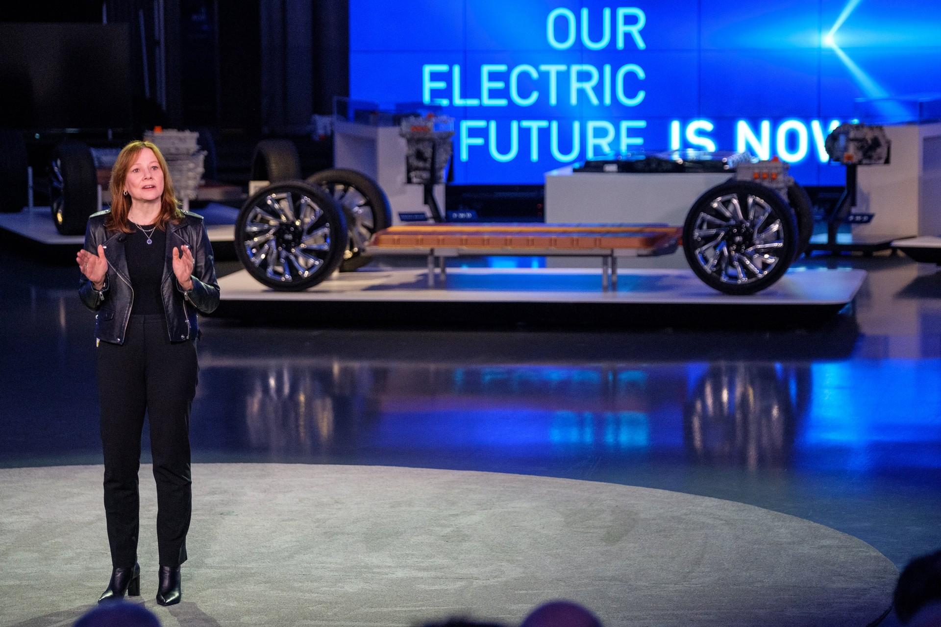 Американскиот автомобилски гигант нема да продава бензинци по 2035 година