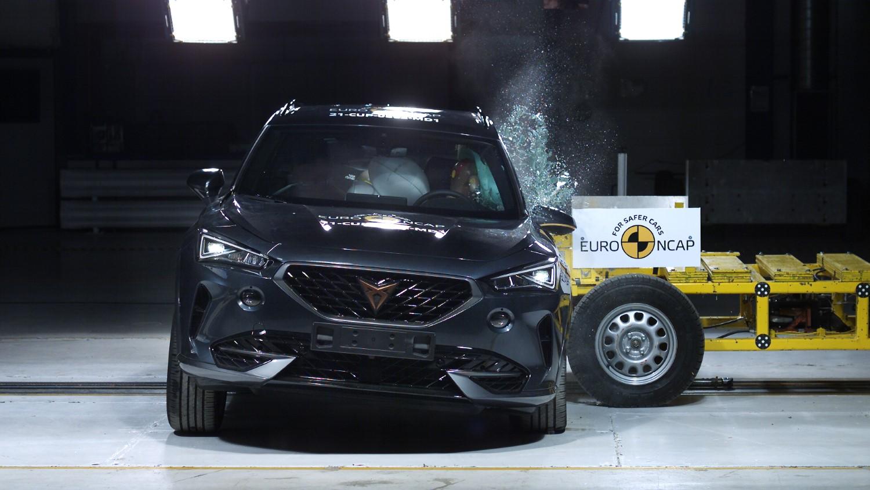 Cupra Formentor, Polestar 2, Renault Arkana и Lexus 300e со пет ѕвезди за безбедност од EuroNCAP / ФОТО+ВИДЕО