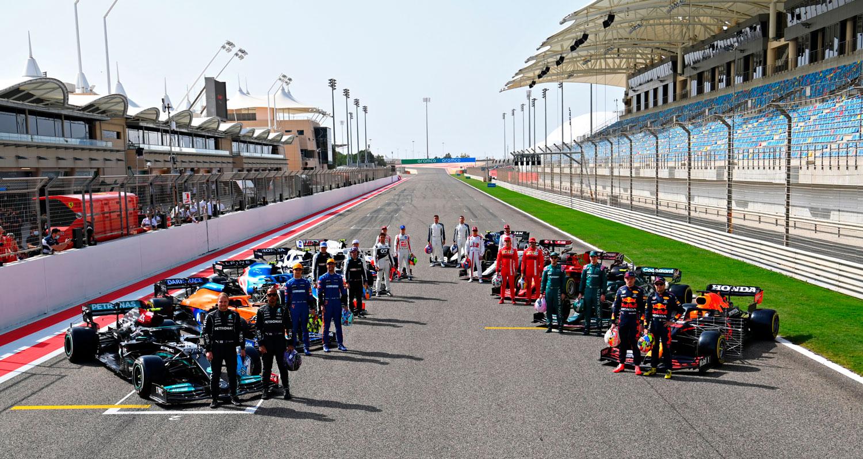 Време е за Formula 1. Време е за првата трка и Bahrain GP! / ФОТО+ВИДЕО