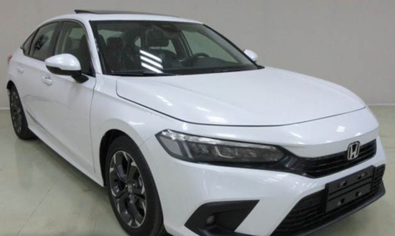 Први фотографии од новиот Honda Civic