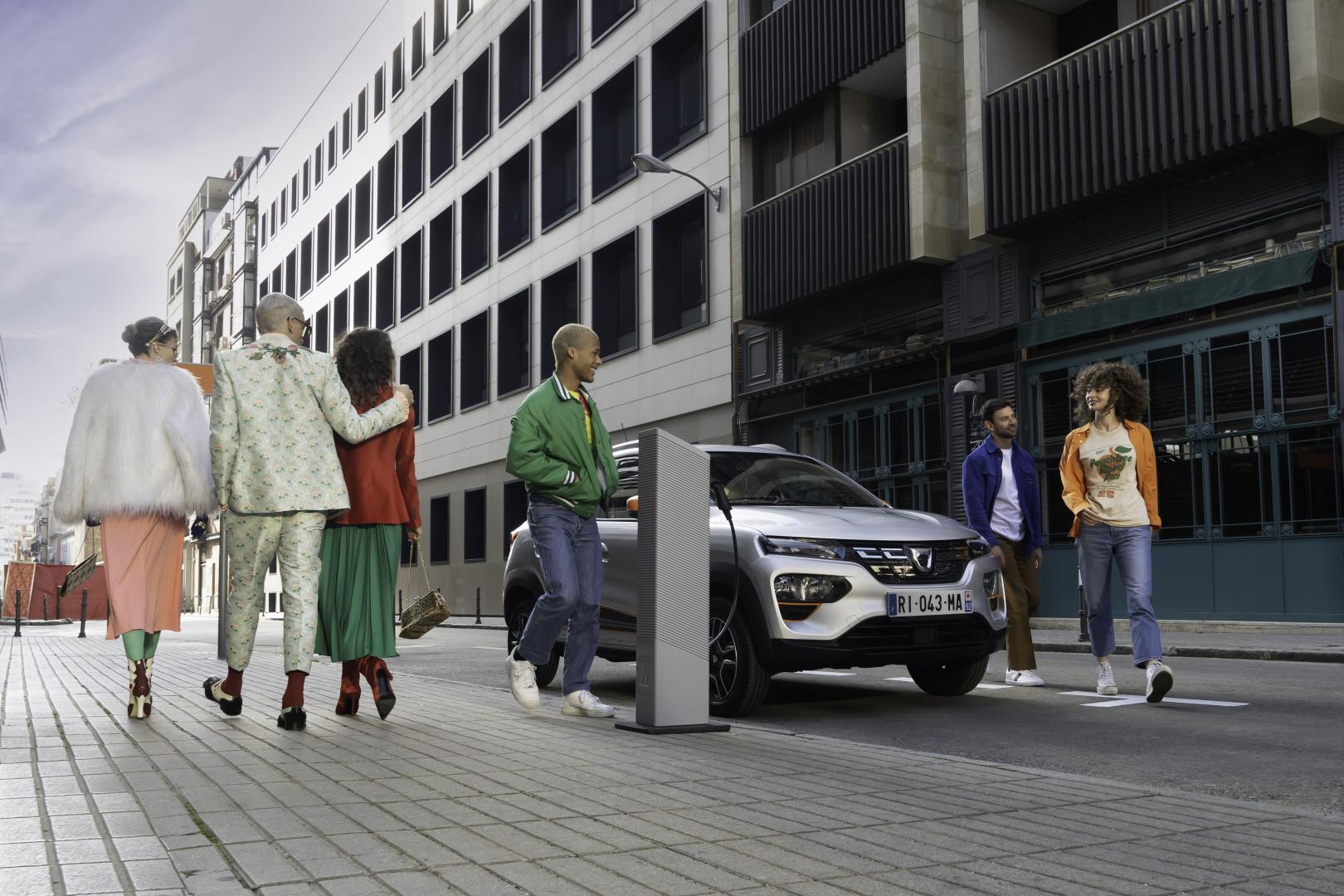 Огромно изненадување: Dacia Spring е најпродаваниот електричен автомобил во Италија!