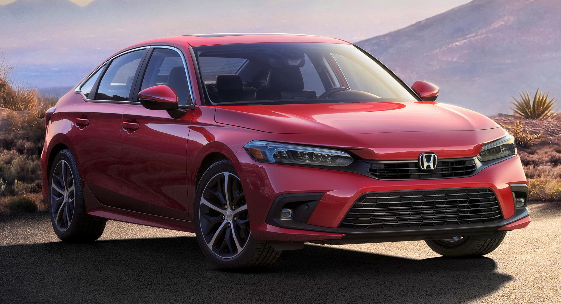 Се ближи премиерата на Honda Civic