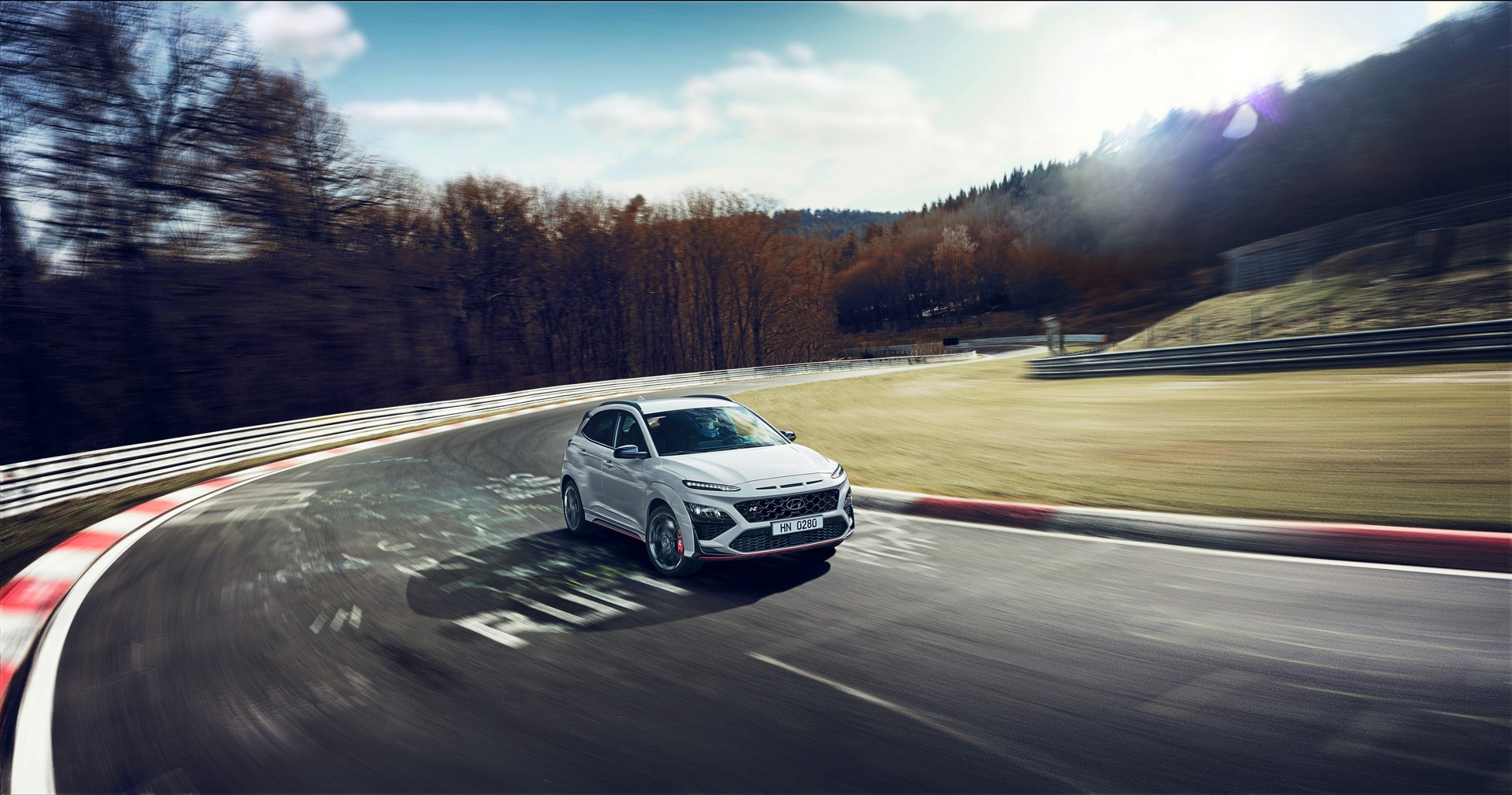 Премиера: Hyundai Kona N / ФОТО+ВИДЕО