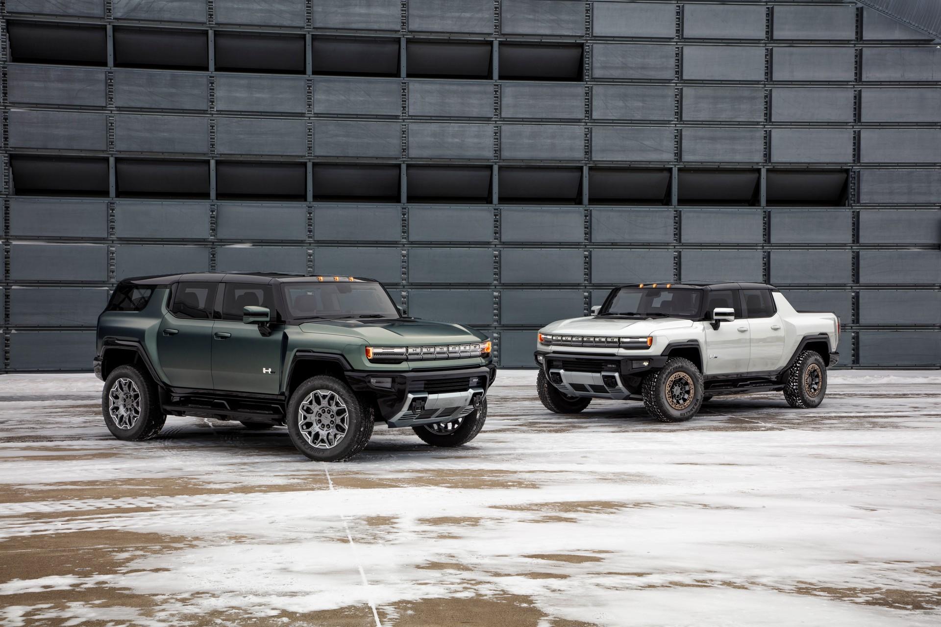 GMC Hummer EV SUV и официјално преставен / ФОТО+ВИДЕО
