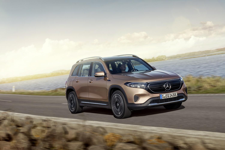 Премиера за електричниот Mercedes EQB / ФОТО+ВИДЕО