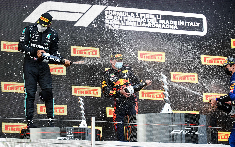 Formula 1: Макс Верстапен најдобар во хаосот на Имола! / ФОТО+ВИДЕО