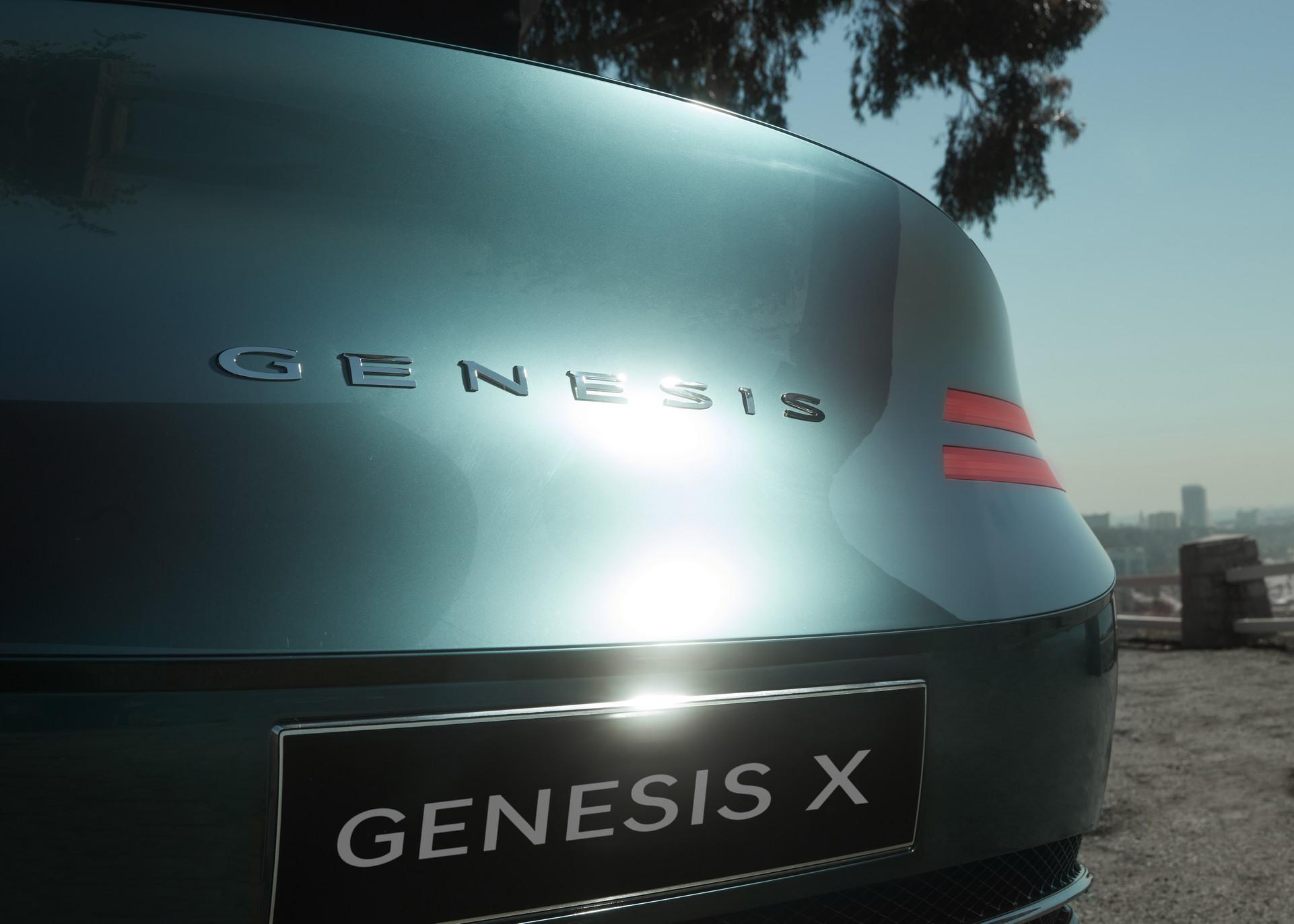Genesis X Coupe – концепт кој изпресионира на прв поглед / ФОТО+ВИДЕО