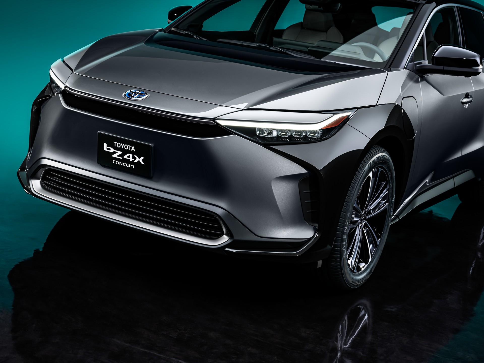 bZ4X Concept – поглед во електричната иднина на Toyota / ФОТО+ВИДЕО