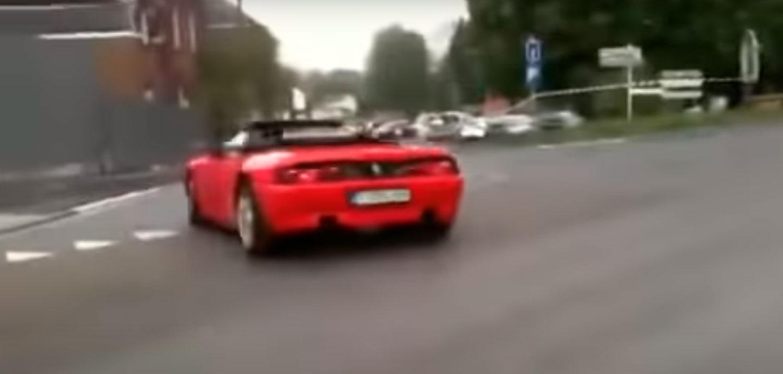 Не за секој е Ferrari / ВИДЕО