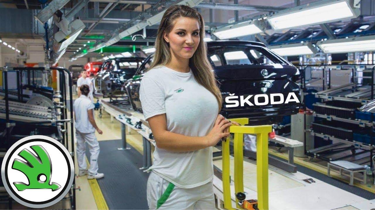Вечерно кино: Како се произведуваат? Škoda Octavia, Fabia, Scala, Enyaq, Superb, Kodiaq, Karoq