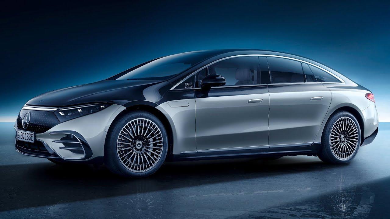 2022 Mercedes EQS – Најимпресивните нови технологии / ВИДЕО