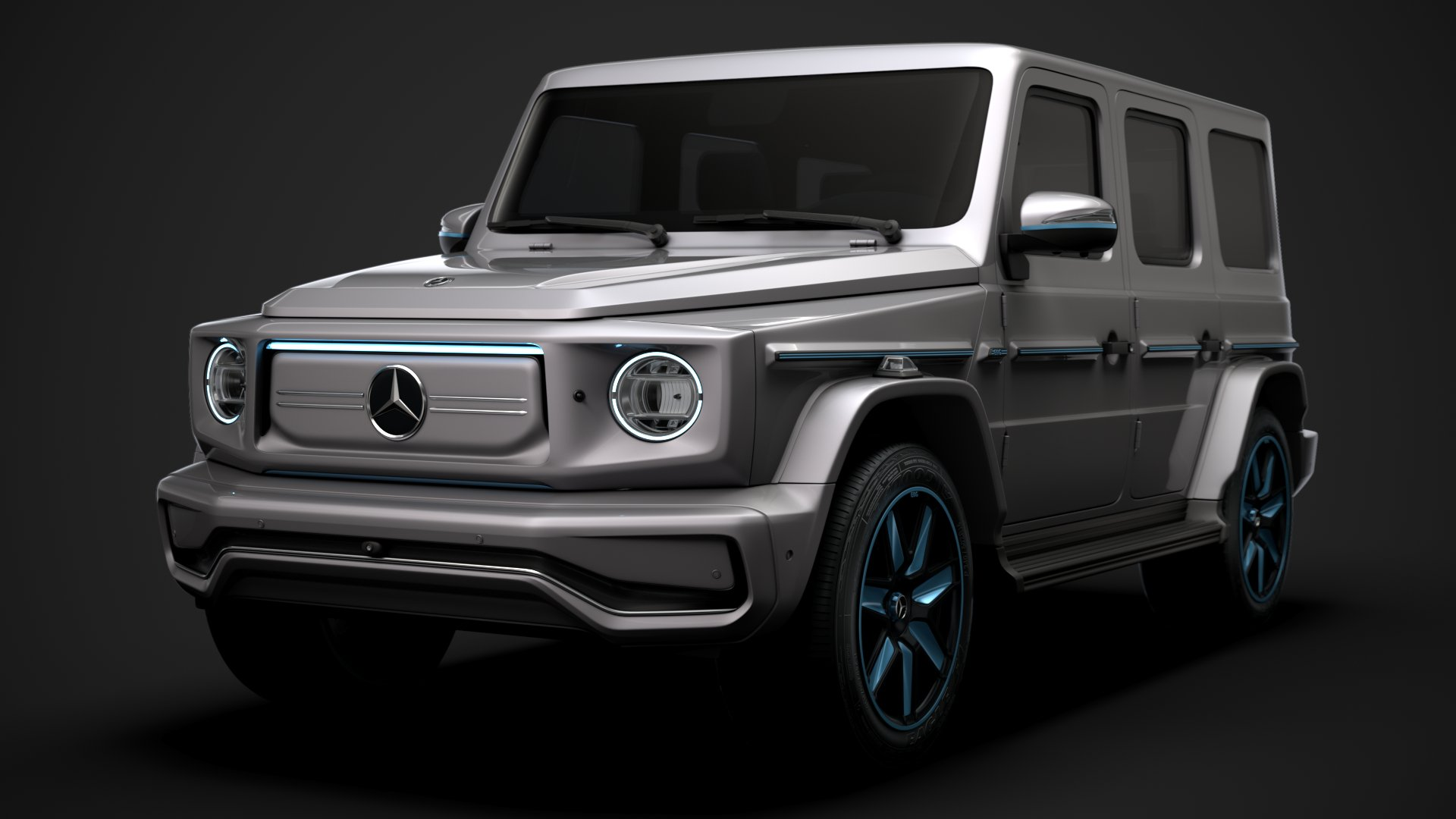 Mercedes се подготвува за електричната G-класа