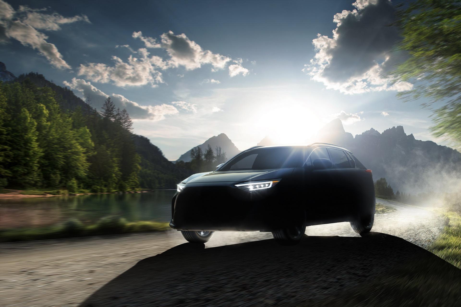 Subaru го откри името на својот електричен кросовер