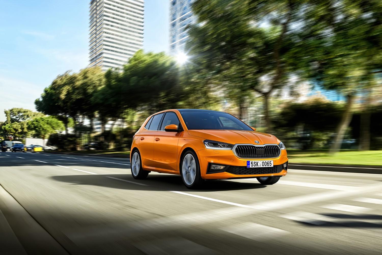 Повеќе простор, моќ и технологии: деби за новата Škoda Fabia / ФОТО+ВИДЕО