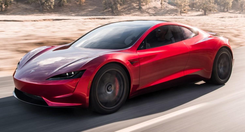 Tesla Roadster SpaceX до 100 km/h за само 1,1 секунда?