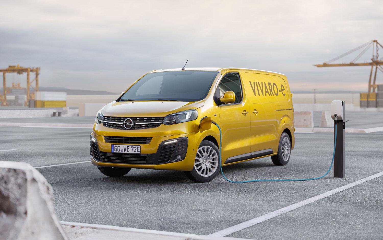 Новиот Opel Vivaro-e e Интернационален ван на годината за 2021 година