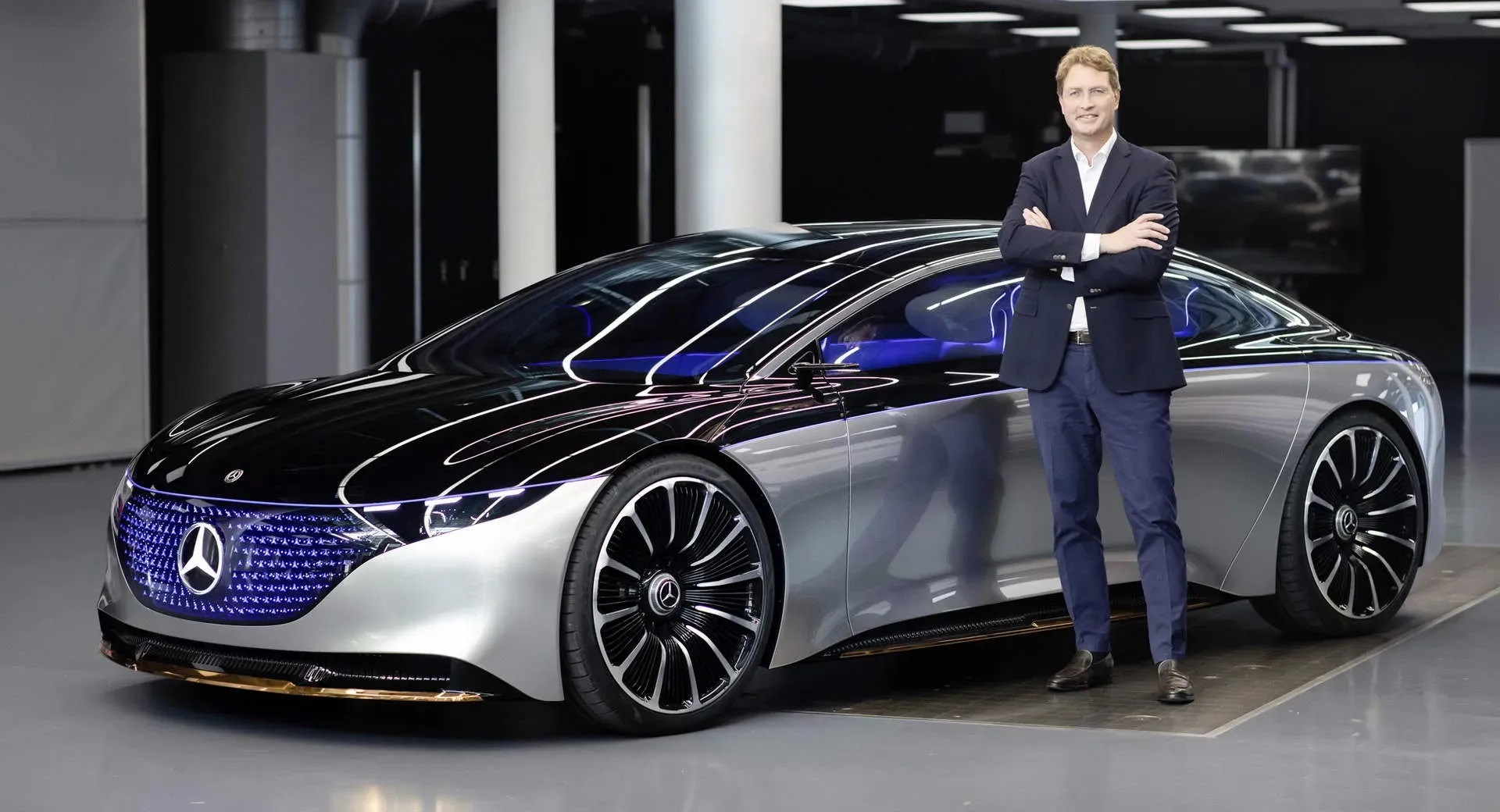 Mercedes е подготвен за електрична иднина, но тоа ќе чини многу работни места