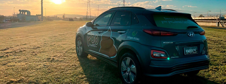 Не е шега: Во еден град, електричните автомобили се напојуваат од електрична енергија добиена со обработка на човечки измет!