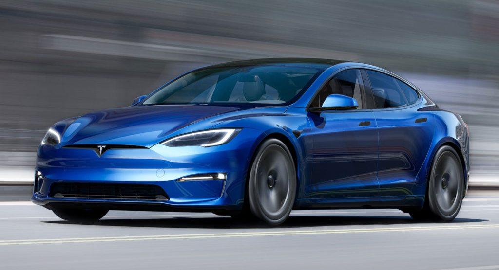 """Премиера за """"најбрзиот"""" сериски автомобил во светот – Tesla Model S Plaid / ФОТО+ВИДЕО"""