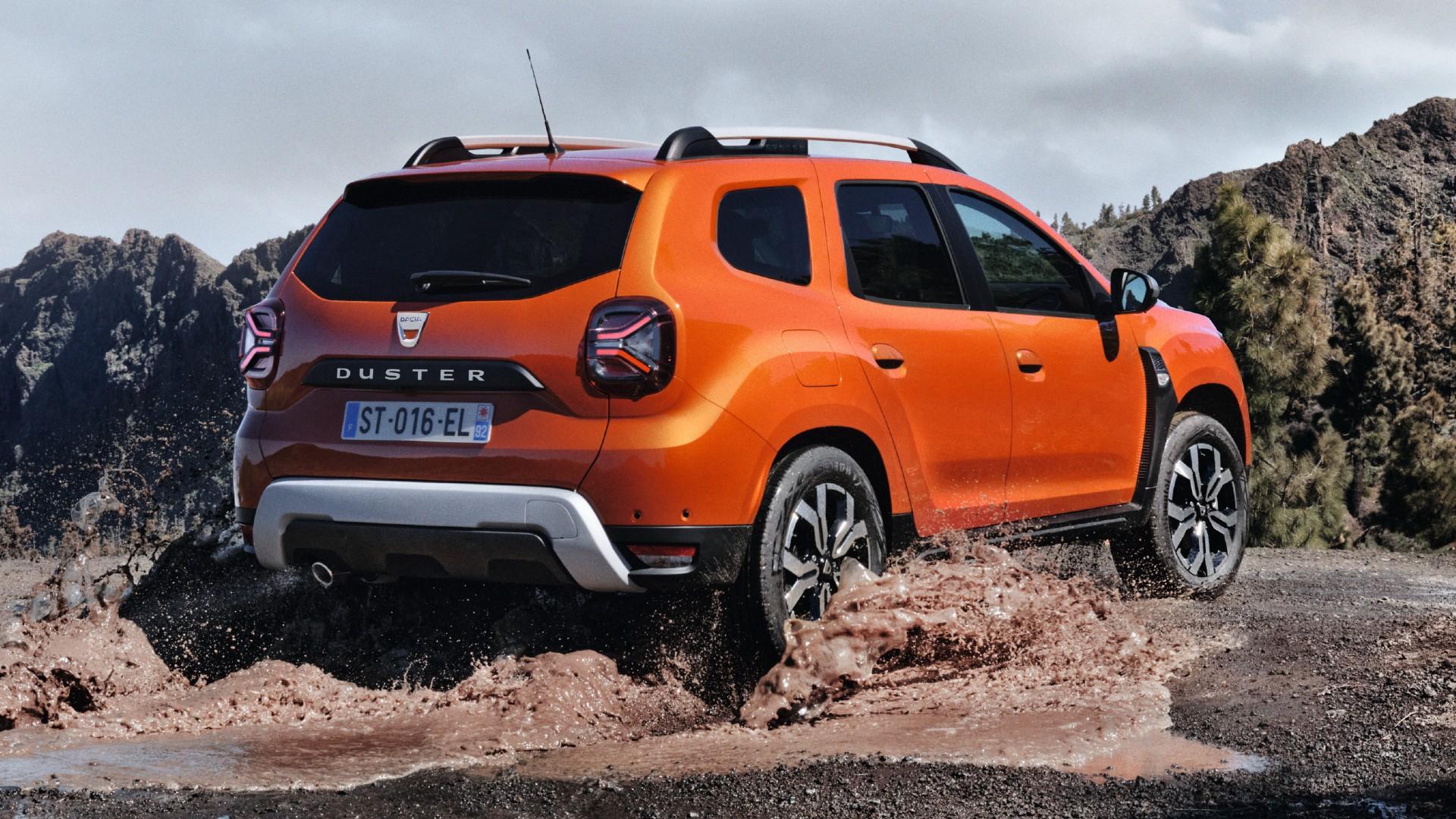 Деби за новиот Dacia Duster / ФОТО+ВИДЕО