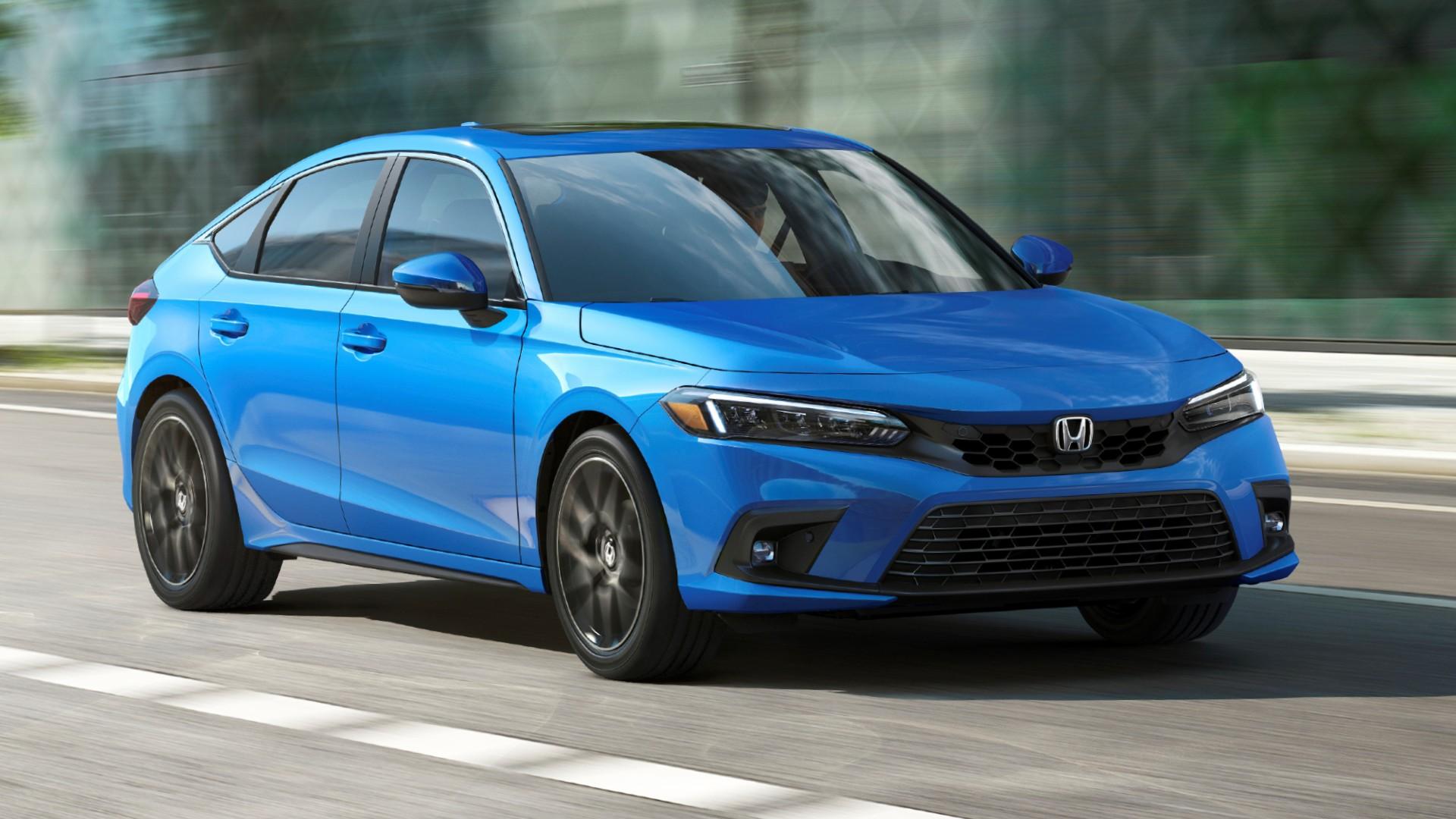 Новиот Honda Civic во Европа ќе биде достапен исклучиво во хибридно издание
