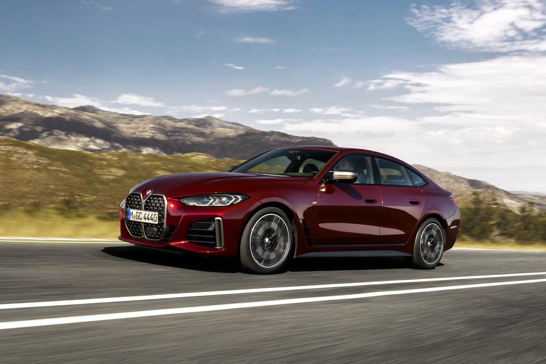 Премиера: BMW Серија 4 Gran Coupe / ФОТО+ВИДЕО